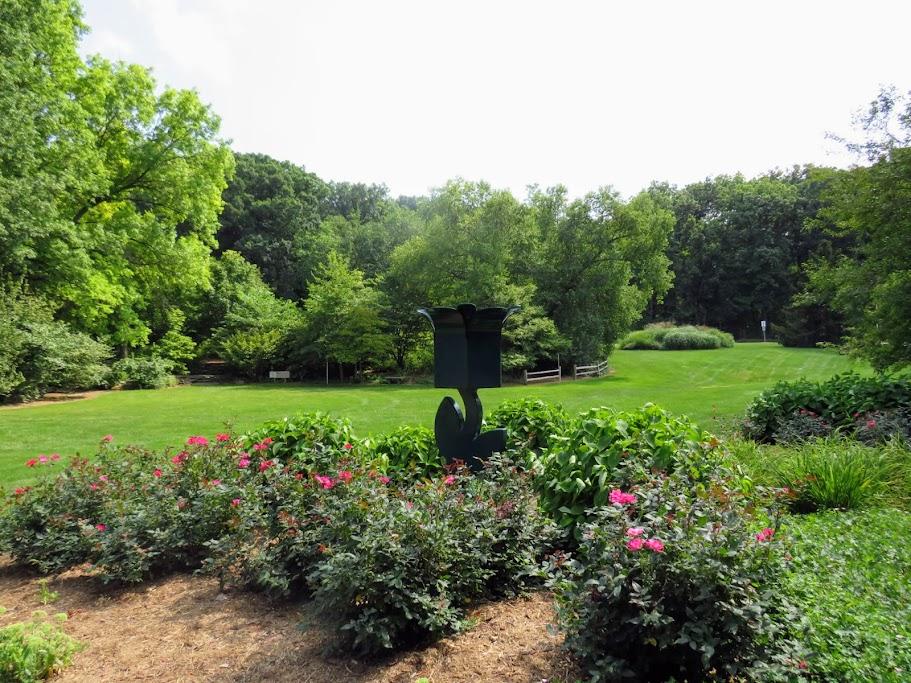 Calrence E. Lewis Landscape Arboretum