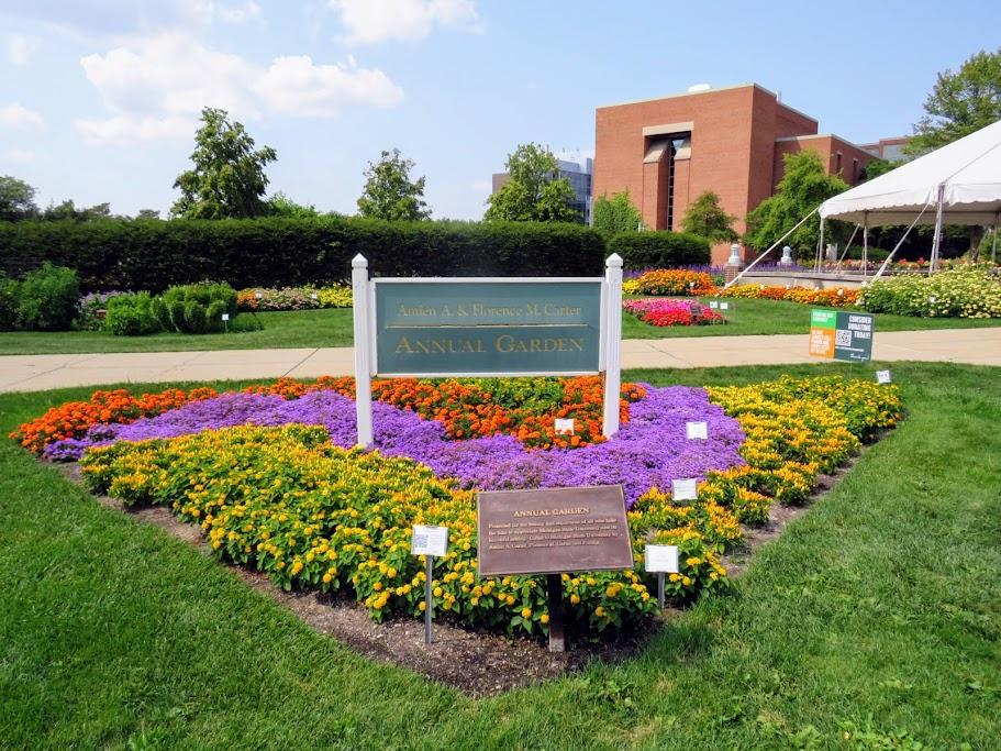MSU Gardens Lansing