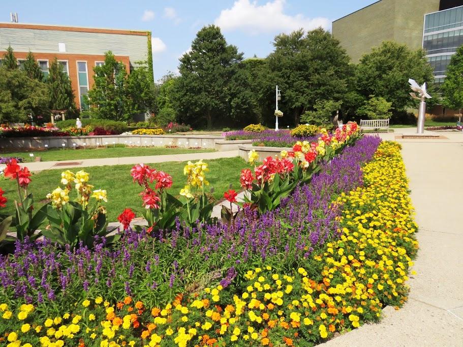 Horticulture Gardens MSU by FlowerChick.com