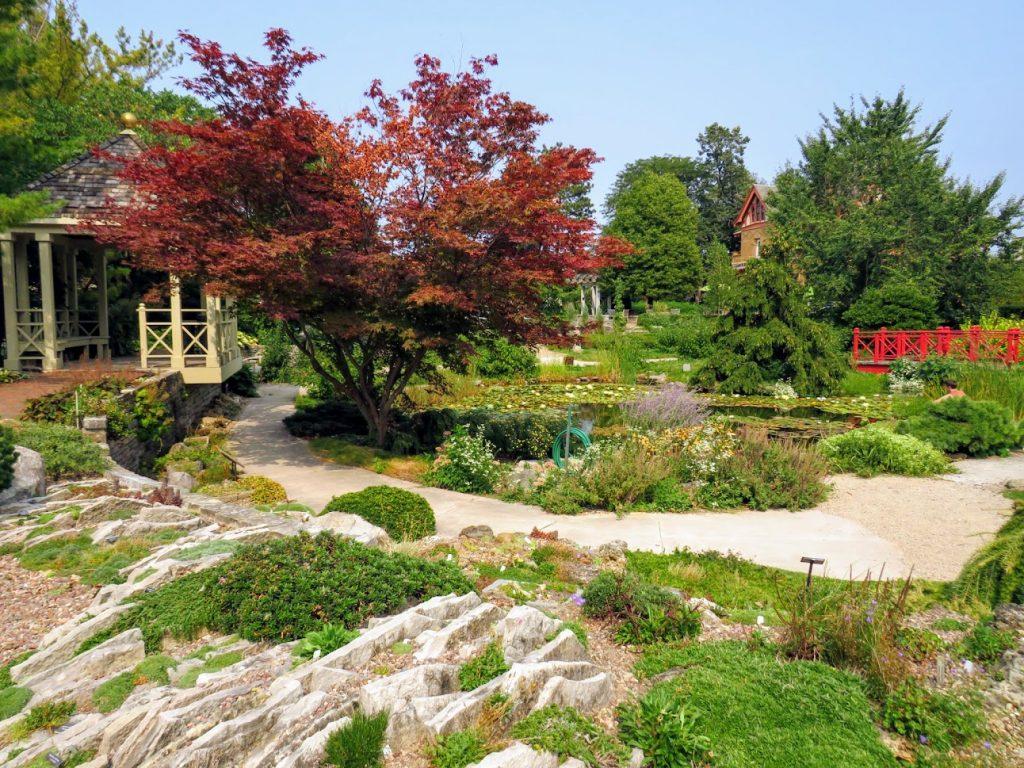 Allen Centennial Gardens UW Madison