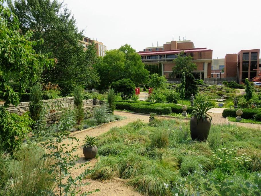 Allen Centennial Garden Madison