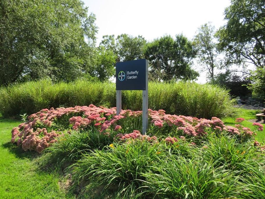 Bayer Butterfly Garden Muscatine