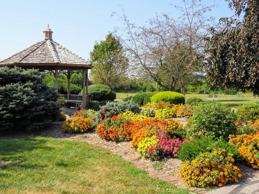 Muscatine Arboretum Iowa