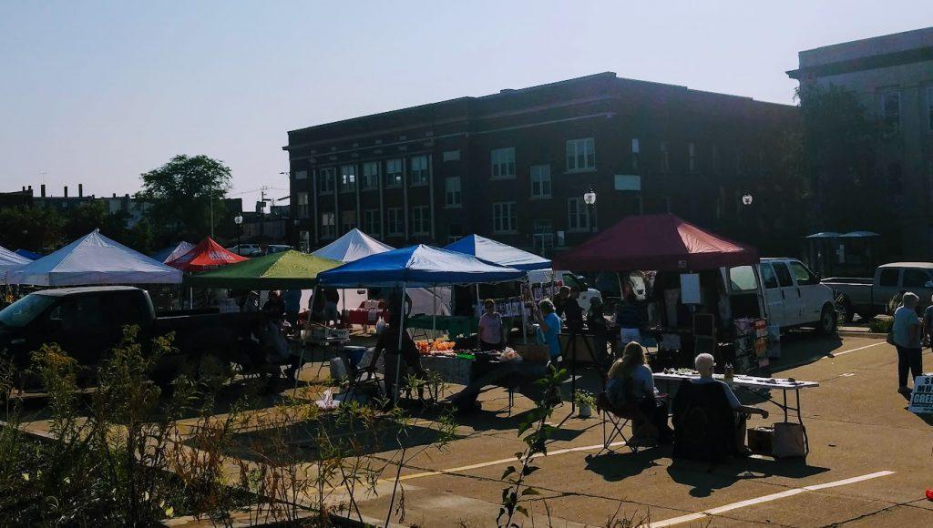 Muscatine Farmers Market