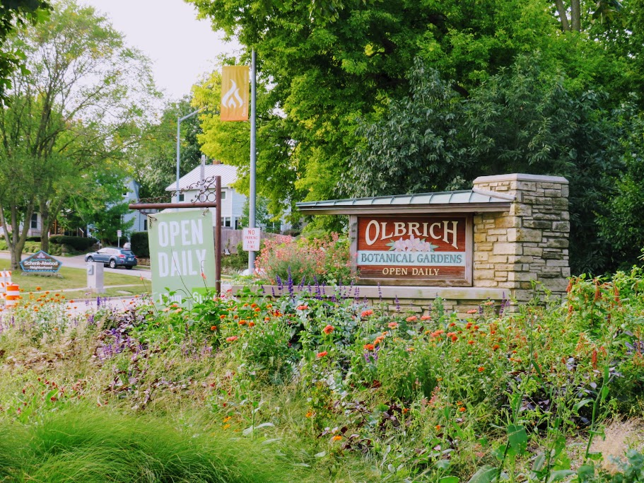 Olbrich Botanical Gardens in Madison