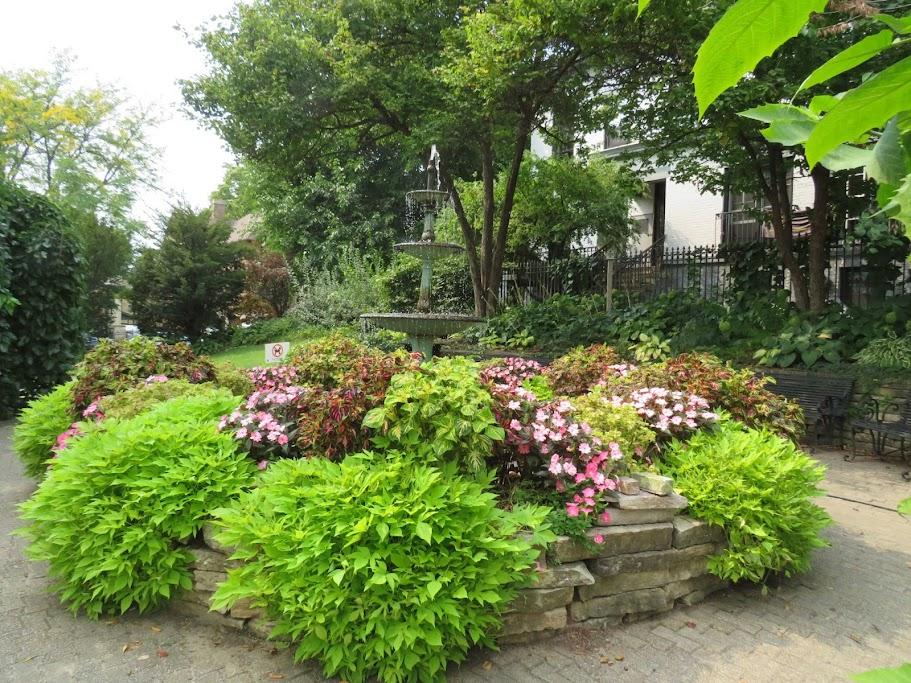 Period Garden Park Madison