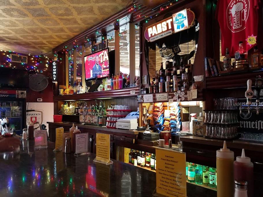 Plaza Tavern Bar Madison WI